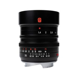 7artisans 35mm f/1.4 Lens for Leica M
