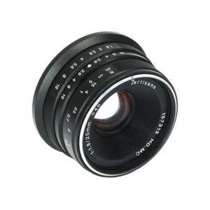 7artisans 25mm f/1.8 Lens for MFT