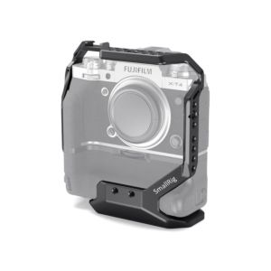 SmallRig CCF2810 Camera Cage for Fujifilm X-T4 with VG-XT4 Vertical Battery Grip
