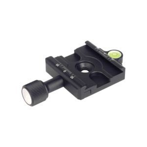 Sunwayfoto DDC-50L Screw-Knob Dovetail Clamp