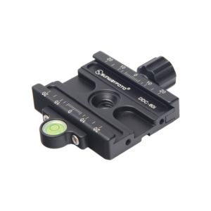 Sunwayfoto DDC-60i Screw-Knob Clamp - 60mm