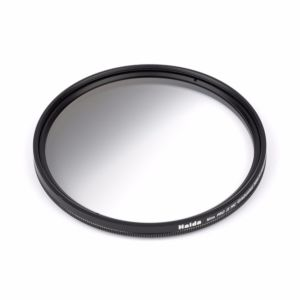 Haida Slim PROII Multi-Coating Graduated Neutral Density Filter - 0.6 ND / 2 Stops / 25% / 67mm