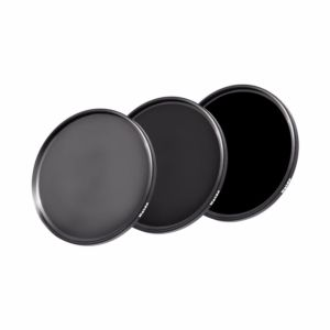 Haida Slim PROII Multi-Coating Filter Kit - (0.9ND + 1.8ND + 3.0ND) / 58mm