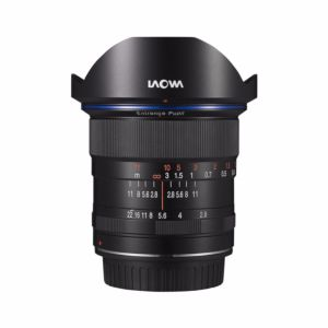 Laowa 12mm f/2.8 Zero-D Lens - Nikon F Mount (Manual Focus Lens)