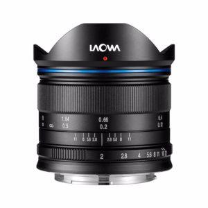 Laowa 7.5mm f/2 Lens /  Manual Focus / Micro Four Thirds
