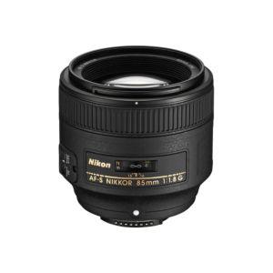 Nikon AF-S 85mm F/1.8G Lens / F Mount